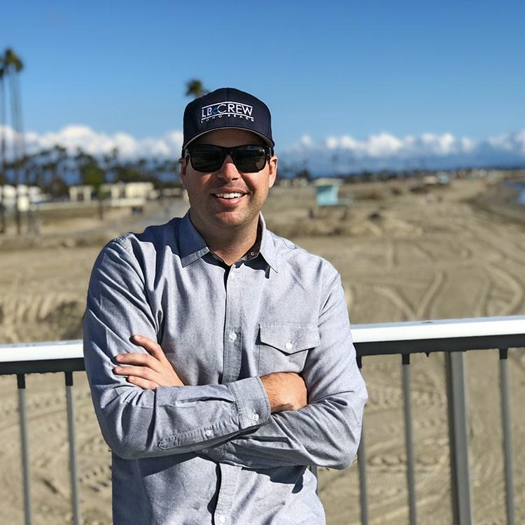Derek Belisle | Founder, LB Crew