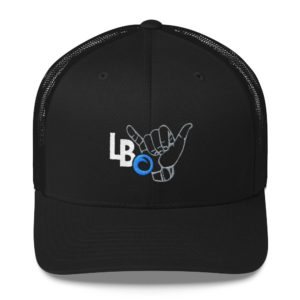 Hang Loose LBC Trucker