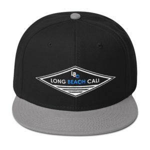 Long Beach Cali Snapback Hat