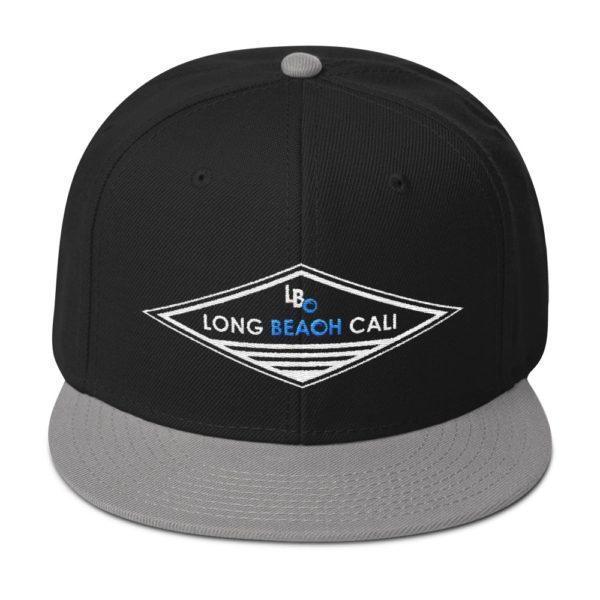Long Beach Cali Snapback Hat