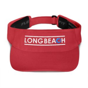 Long Beach Visor | LB Crew