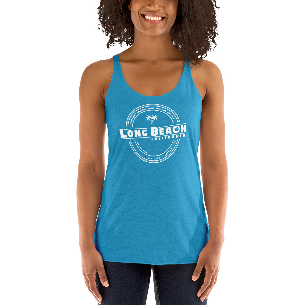 Long Beach Tank Tops